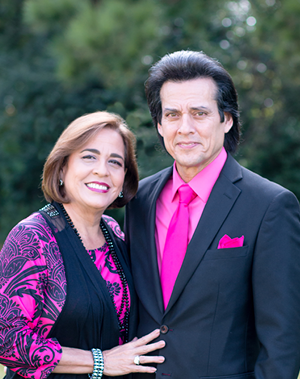 Pastor Armand and Wendy